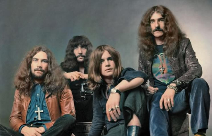 Black Sabbath, early 1970s