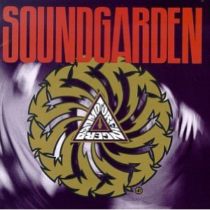 Badmotofinger by Soundgarden
