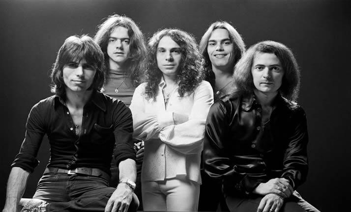 rainbow in 1976