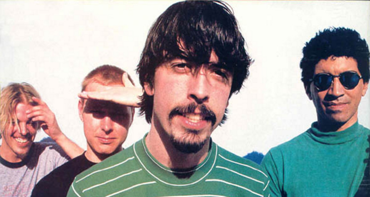 Foo Fighters 1997