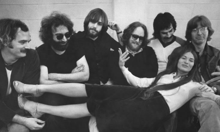 Grateful Dead in 1977