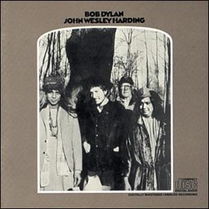 John Wesley Harding by Bob Dylan