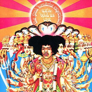 Axis Bold as Love by Jimi Hendrix Experience