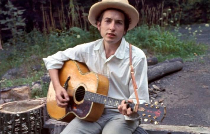 Bob Dylan in 1967