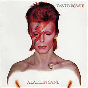 Aladdin Sane by David Bowie