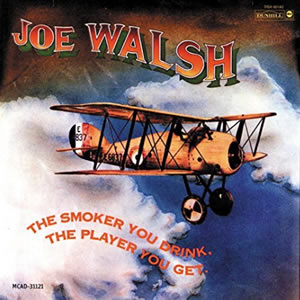 The Smoker You Drink the Player You Get by Joe Walsh