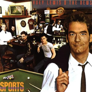 Sports by Huey Lewis and the News