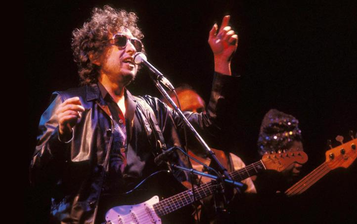 Bob Dylan in 1983