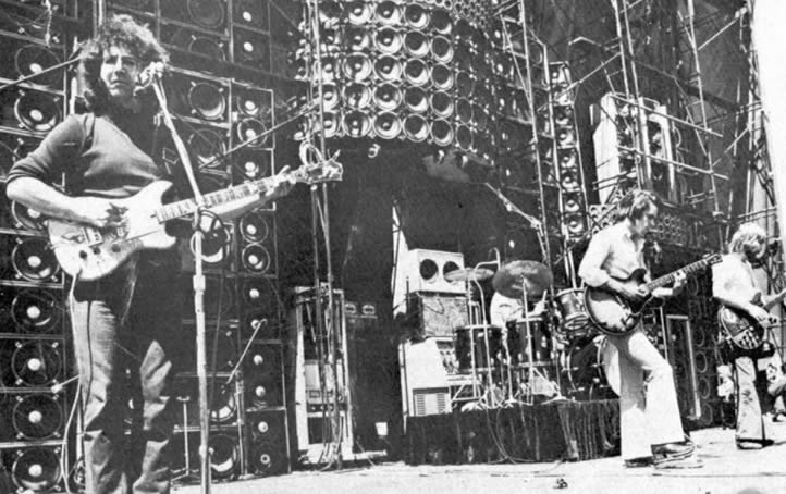 Grateful Dead in 1973