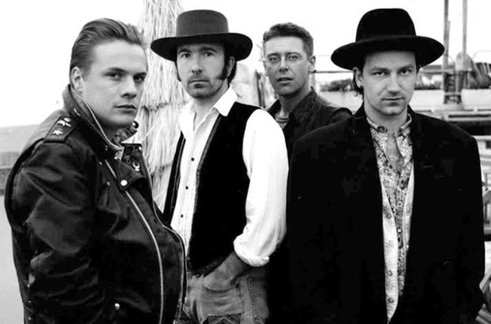 U2 in 1988