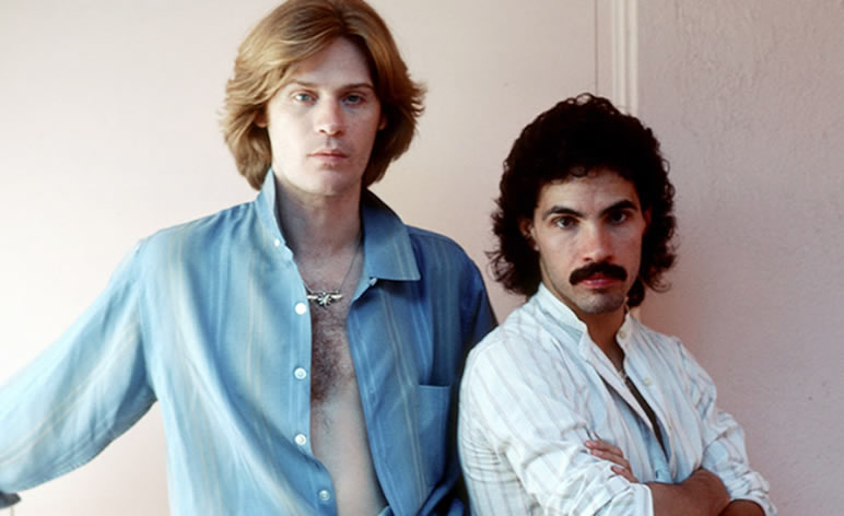 Hall and Oates, 1973