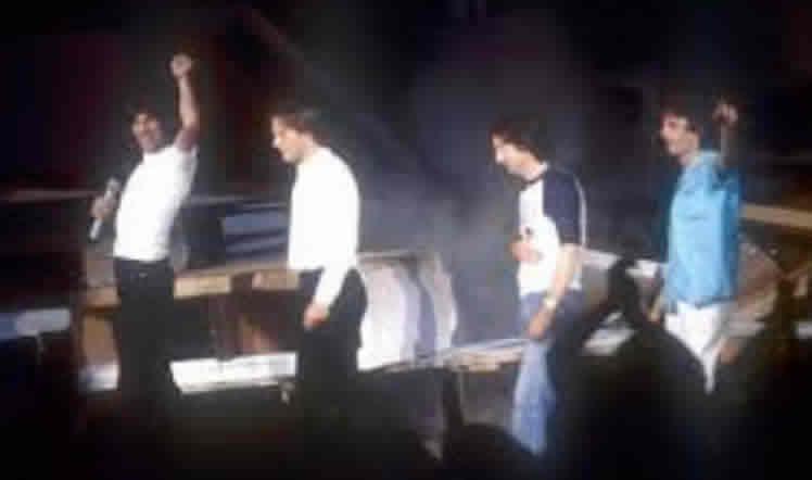 Pink Floyd in 1980s