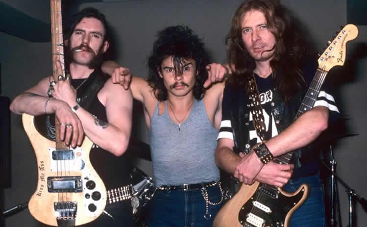 Motorhead in 1979