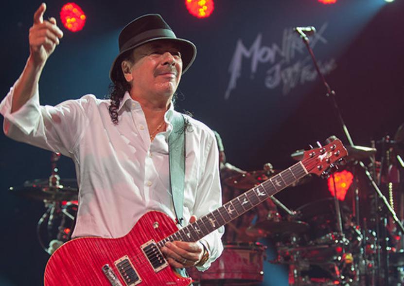 Santana in 1999