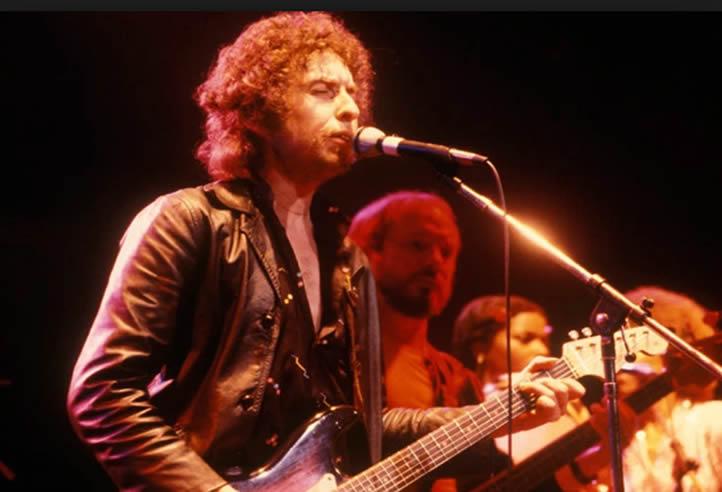 Bob Dylan in 1979