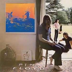 Pink Floyd 1969 albums