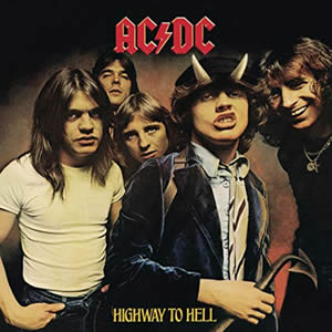 Highway to Hell by AC DC