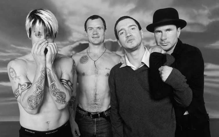 Red Hot Chili Peppers in 1999