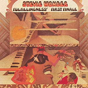 Fullfilligness First Finale by Stevie Wonder