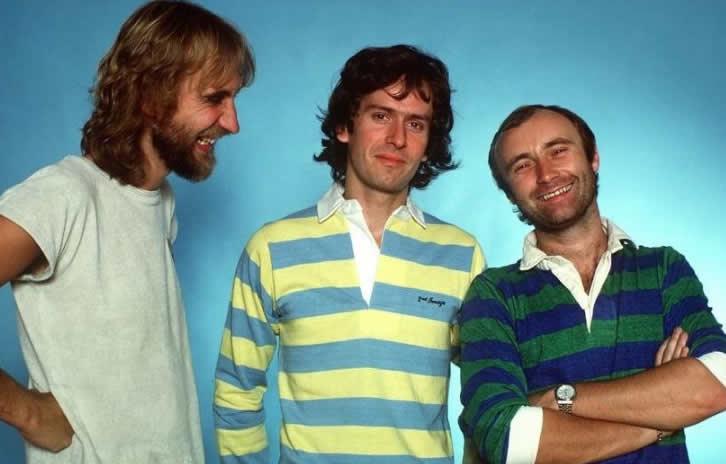 Genesis in 1980