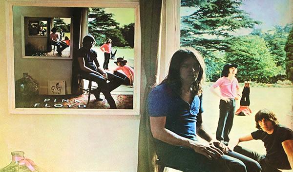 Pink Floyd in 1969