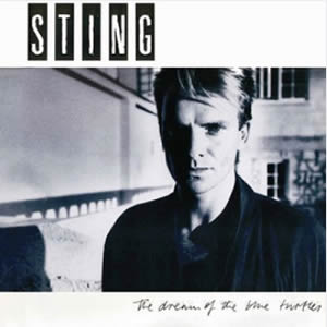 The Dream of the Blue Turtles by Sting