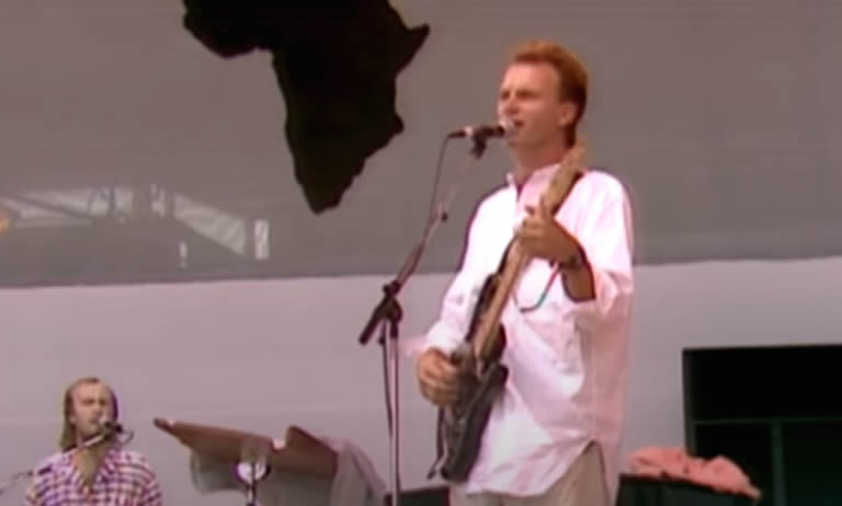 Sting 1985