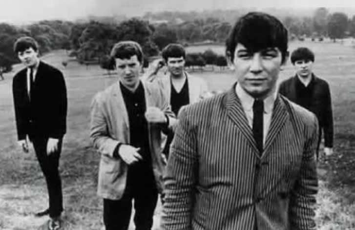 The Animals in 1965