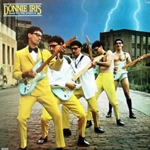 Back On the Streets by Donnie Iris