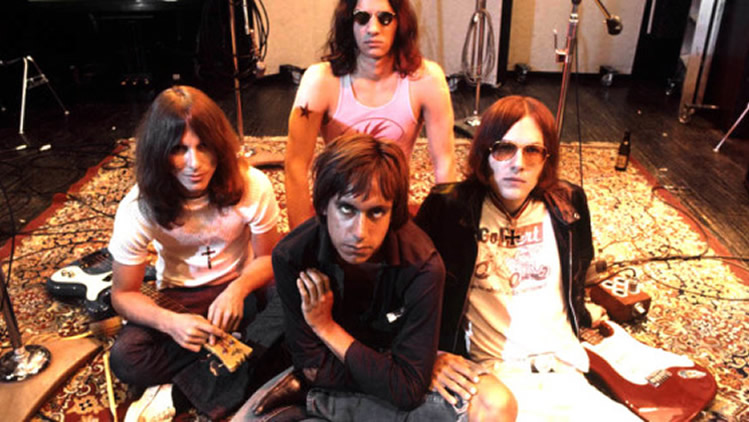 The Stooges in 1970