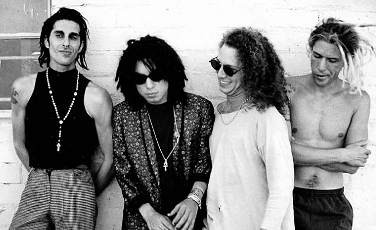 Jane's Addiction, 1990