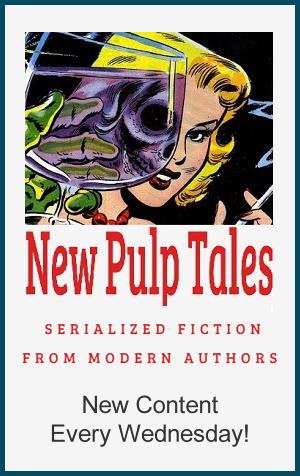 New Pulp Tales