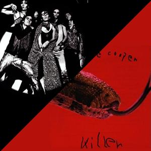 Alice Cooper 1971 albums