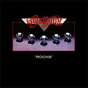 Rocks by Aerosmith