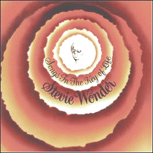 Songs In the Key of Life by Stevie Wonder