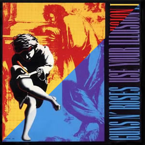 Use Your Illusion I & II by Guns n Roses