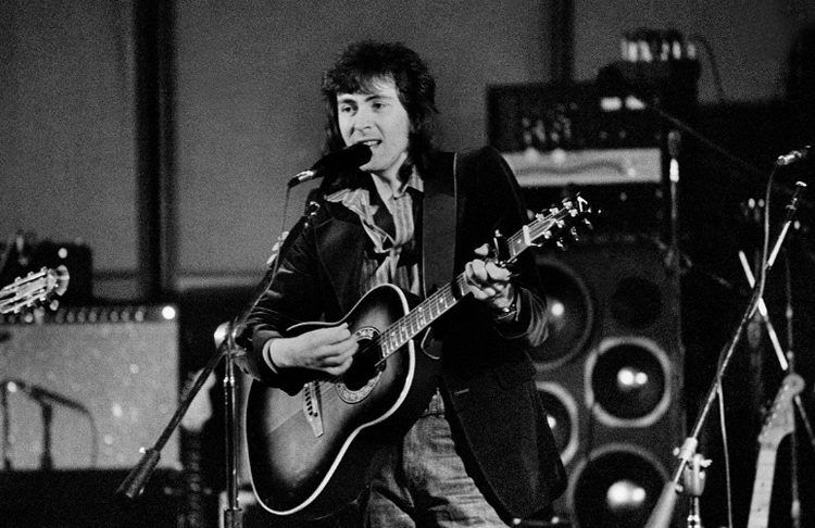 Al Stewart, 1976