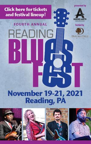 Reading Blues Festival 2021