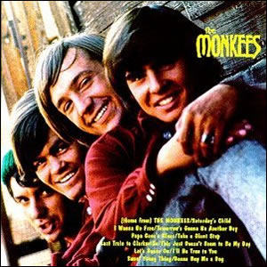 The Monkees 1966 debut